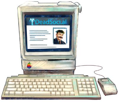 DeadSocial Coputer