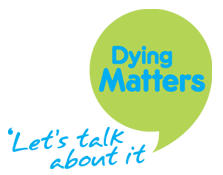 Dying matters logo