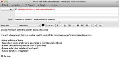 Email invitations to funerals2